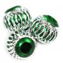 Grøn charm aluminium