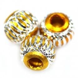 Guld charm aluminium