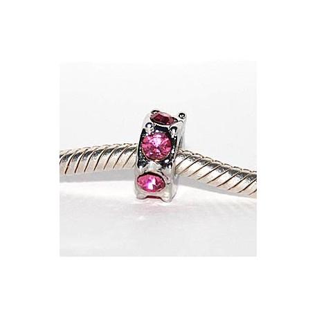 Lille lyserød sten